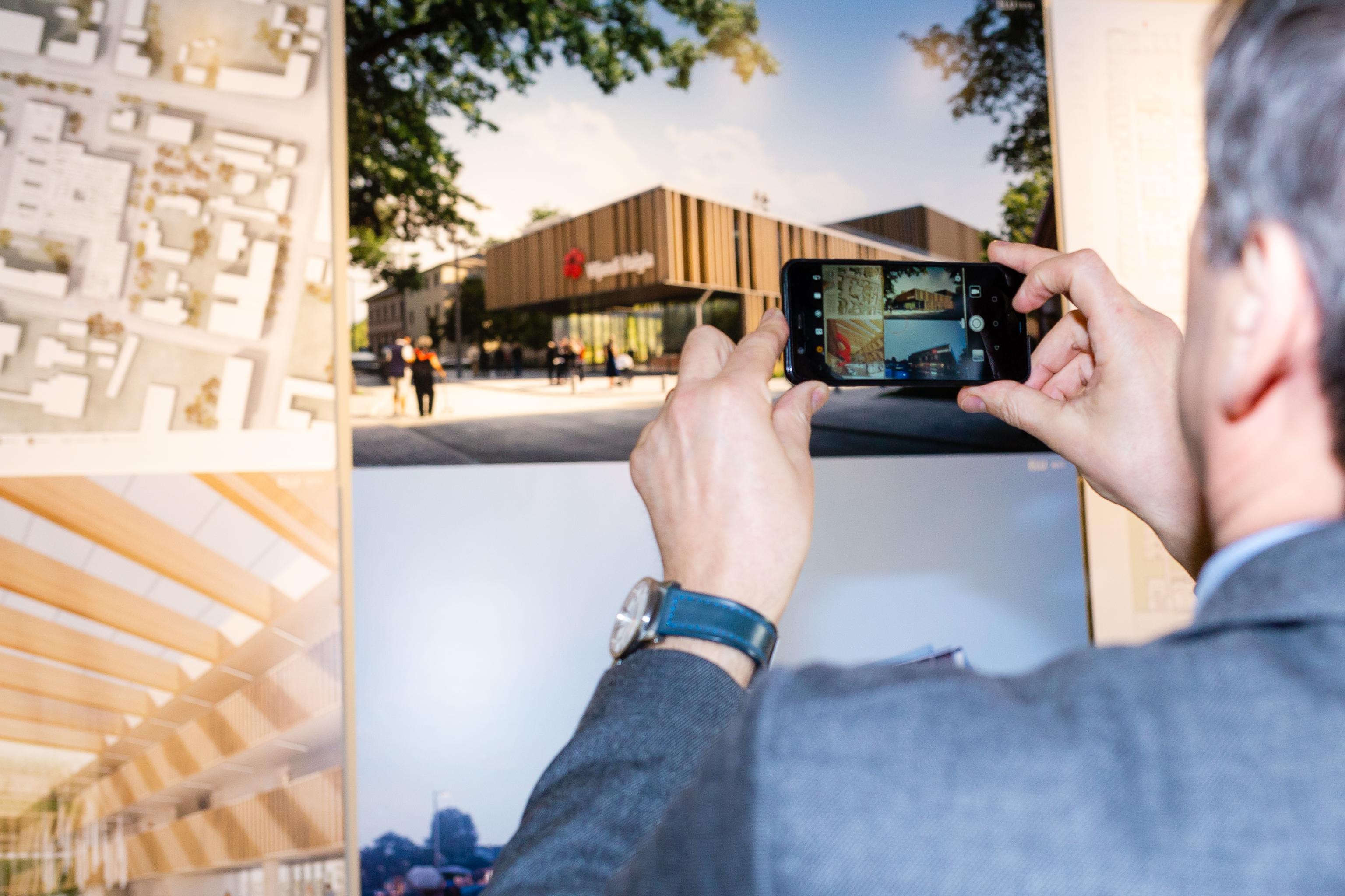 Viljandi haigla ja tervisekeskuse arhitektuurikonkurss