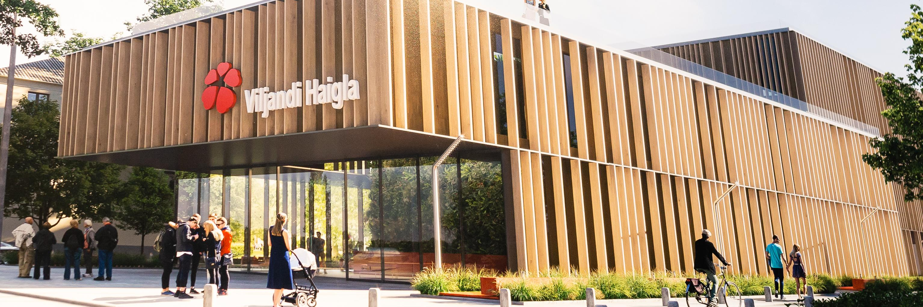 Viljandi uus haigla ja tervisekeskus