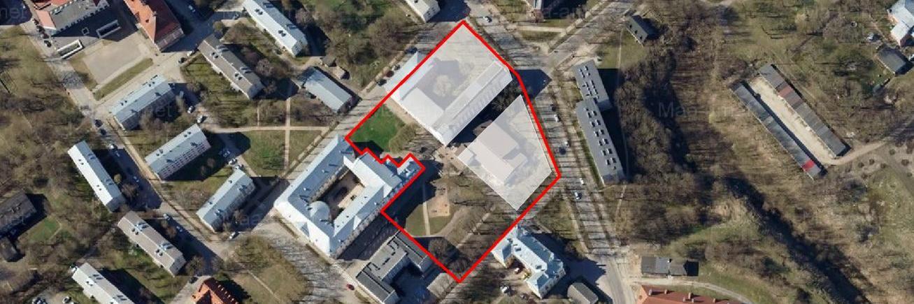 Narva (Kraavi tn 1) riigigümnaasiumi arhitektuurikonkurss