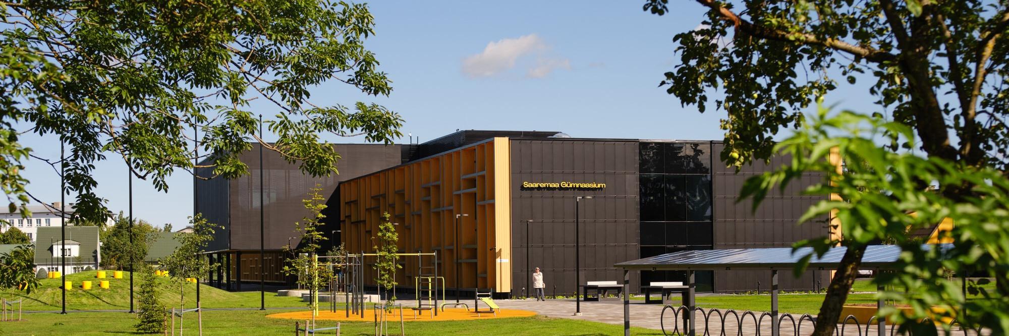 Uhiuues Saaremaa riigigümnaasiumis saab 1. septembril õppetöö alata